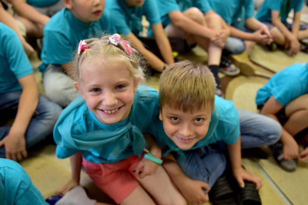 Мероприятия «Московской смены» нравятся ребятам. Родители спокойны: их дети под присмотром. Фото: Агентство городских новостей «Москва»