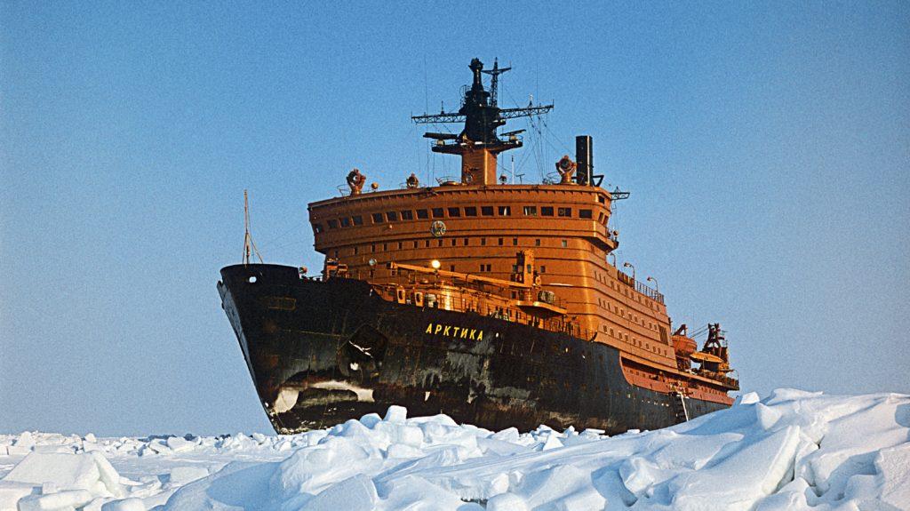 1 марта 1980 г. Атомный ледокол «Арктика». Фото: Николай Зайцев, РИА Новости