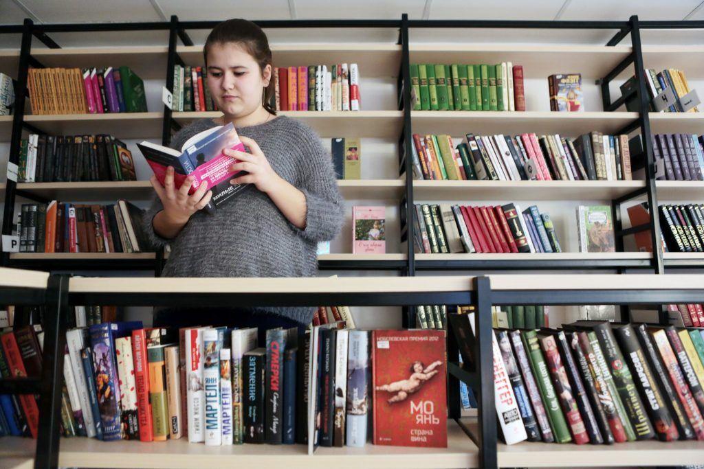 Семинар «Точка отсчета» пройдет 30 октября в Российской детской библиотеке. Фото: Анна Иванцова