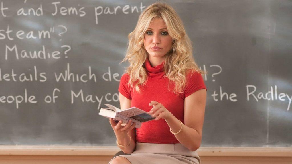 Кадр из фильма «Очень плохая училка», 2011