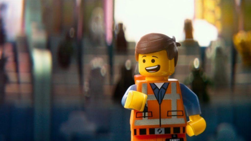 Кадр из анимационного фильма «Лего Фильм», 2014
