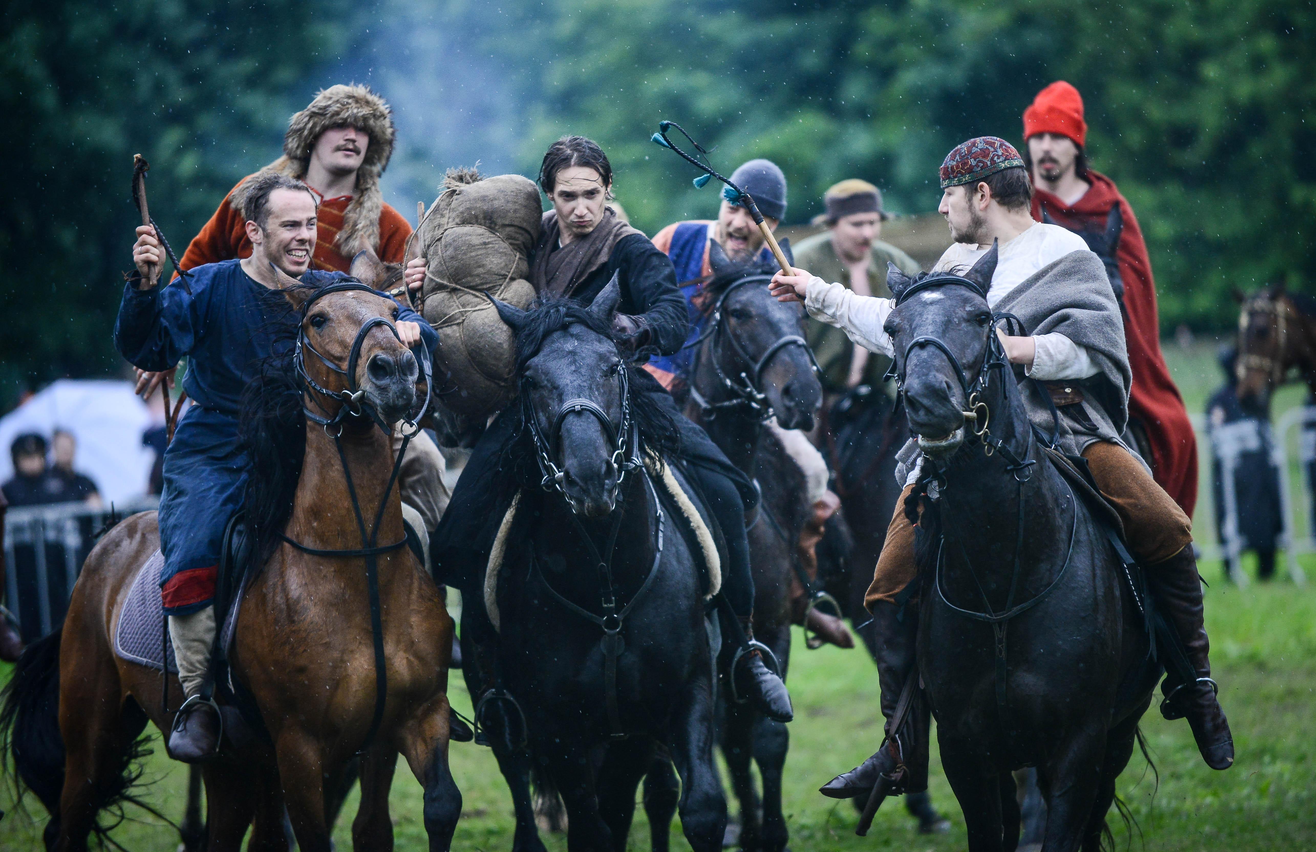 Куликовская битва стала первым сражением на пути к освобождению от ига. Фото: Наталья Феоктистова