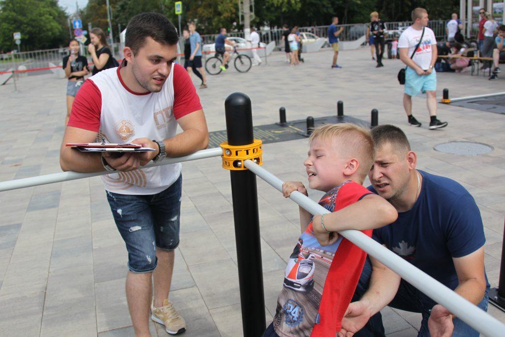 Спортивные праздники «Всей семьей на стадион» пройдут в Москве 30 сентября. Фото: Владимир Смоляков