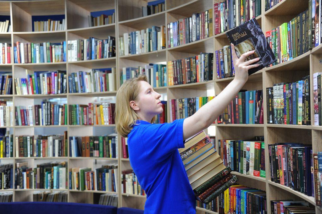 За три месяца более 150 тысяч книг обрели новых хозяев. Фото: Светлана Колоскова