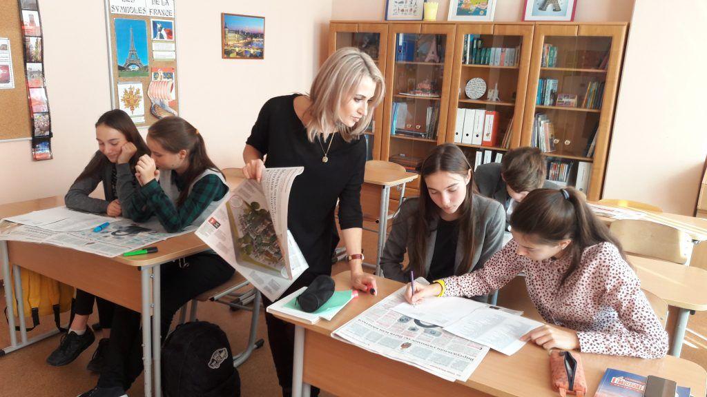 Руководитель пресс-службы ГБОУ Школа № 1512, преподаватель иностранных языков Кобылинская Мария Анатольевна