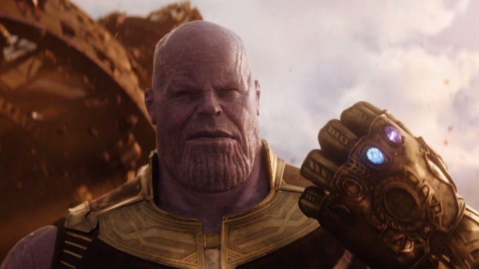 Кадр из фильма Мстители: Война бесконечности, 2018
