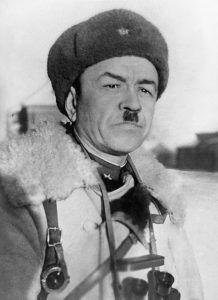 1 декабря 1940 года. Генерал-майор Иван Васильевич Панфилов (1892–1941). В 1940-м Иван Васильевич служил в городе Фрунзе — так в те годы называлась столица Киргизии Бишкек . Фото: ТАСС