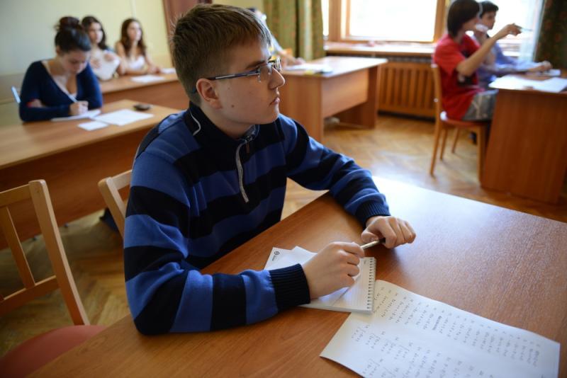 Подготовка девятиклассников к сдаче ГИА. Ирина Сапрыкина,
