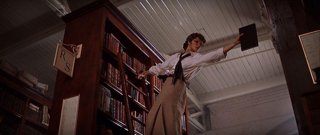 Кадр из фильма «Мумия», 1999