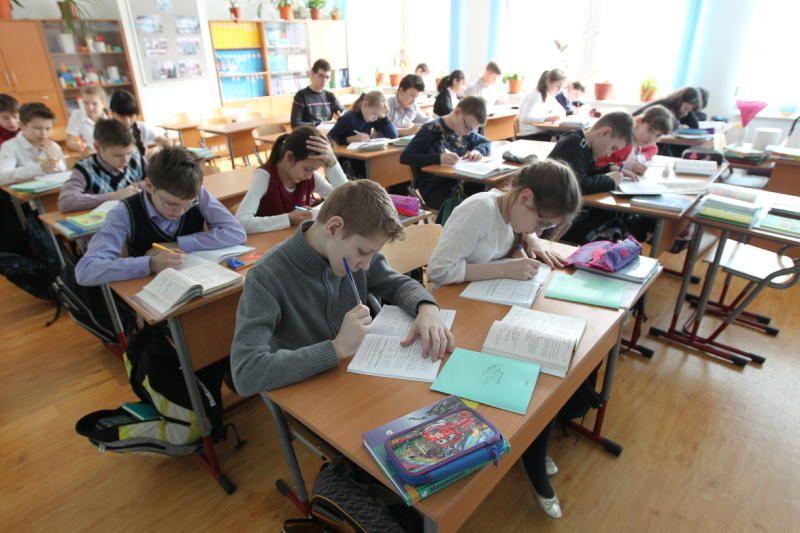 Школа N 2065. Владимир Смоляков, «Вечерняя Москва»