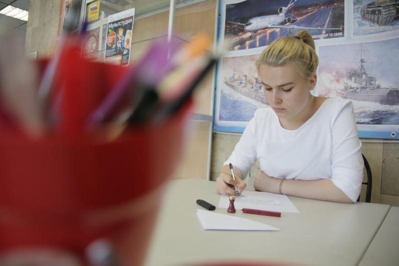 На фото Дарья Тишкова. Сергей Шахиджанян, «Вечерняя Москва»