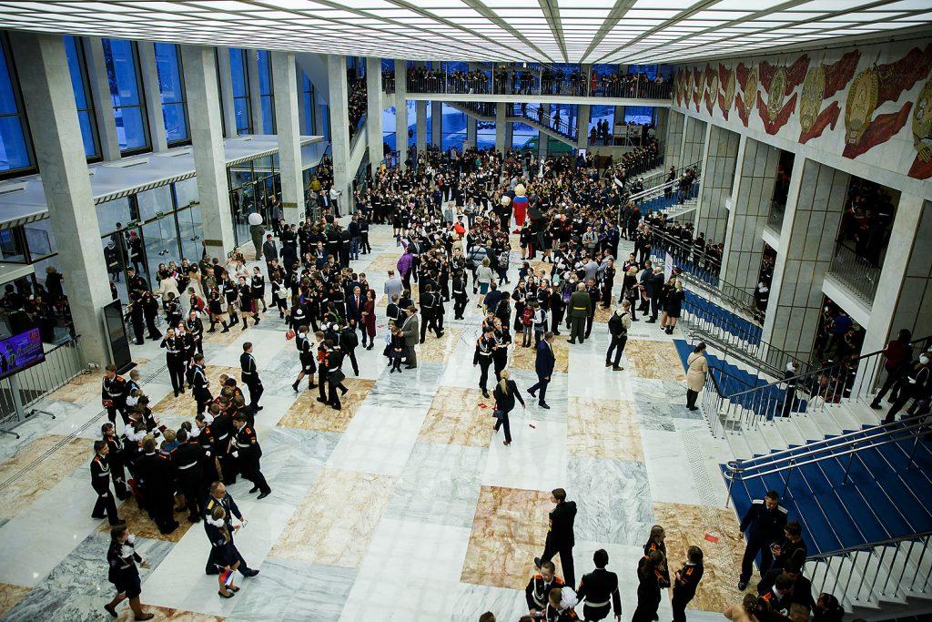 Пресс-службаДепартамента образования и науки города Москвы