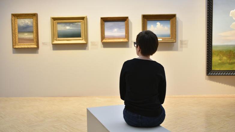 Выставка Архипа Куинджи в Третьяковской галерее. Пелагия Замятина, «Вечерняя Москва»