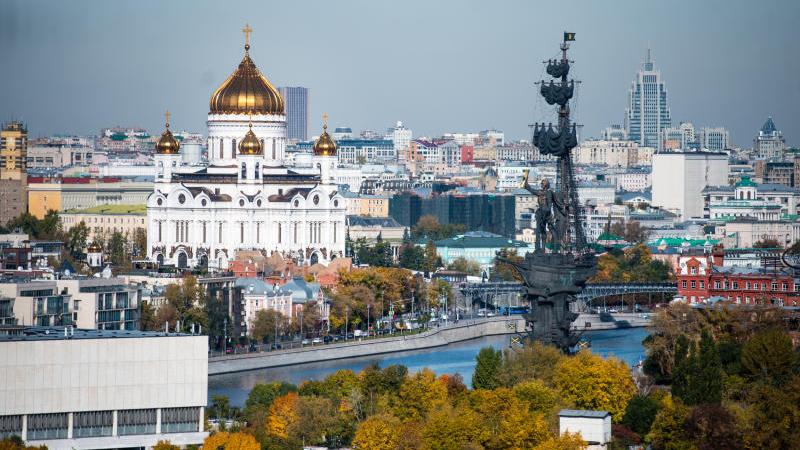 Москва — город с богатой историей, в котором смешалось множество архитектурных стилей разных эпох.Наталья Феоктистова,