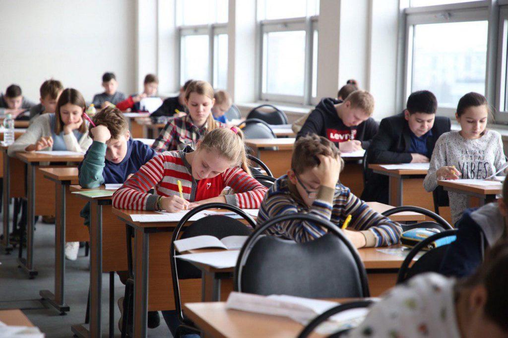 Пресс-служба Департамента образования и науки города Москвы