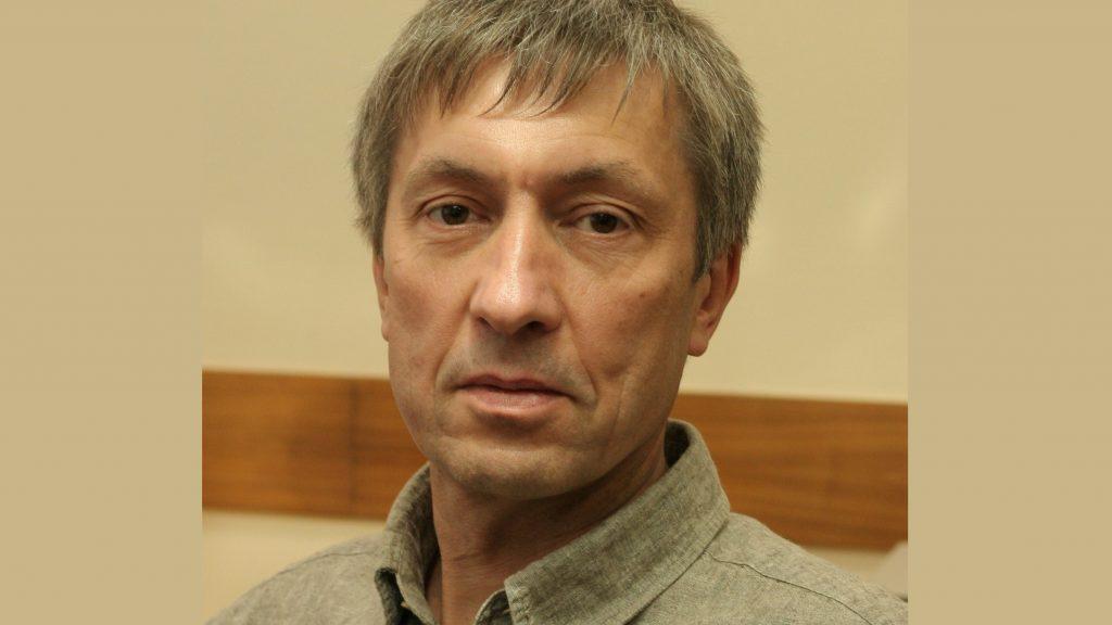 Юрий Козлов, писатель, главный редактор журнала «Роман-газета»