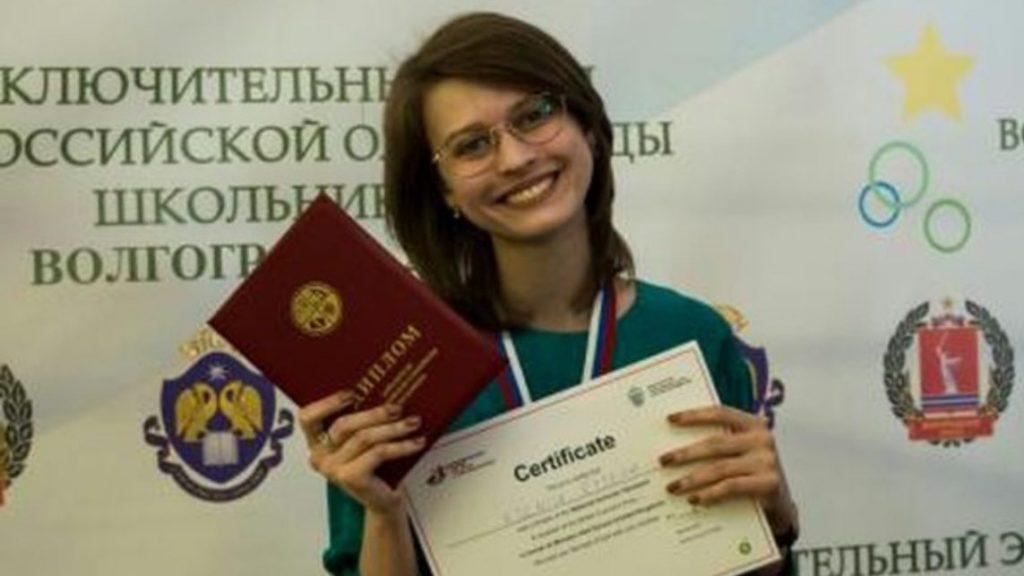 Рысева Ксения — победитель олимпиады по английскому языку. http://sh29.ru/?p=4443/ Официальный сайт школы №29