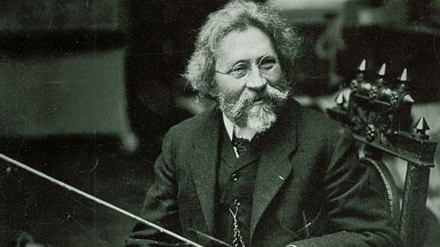 Илья Репин, 1909 год