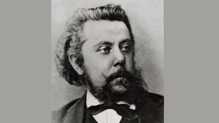 Модест Мусоргский. Wikipedia / Общественное достояние