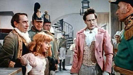 Кадр из фильма «Три толстяка» 1966 год