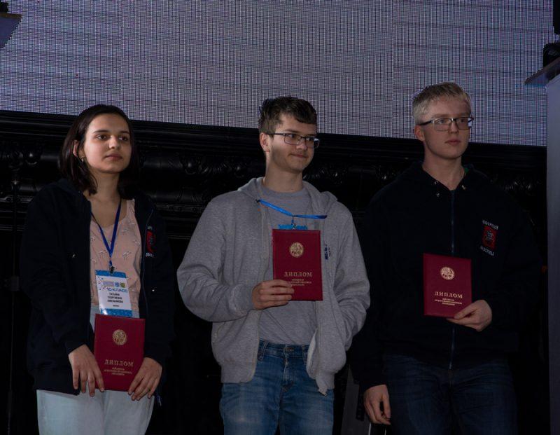 59 дипломов победителей и призеров завоевали московские школьники в финале Всероссийской олимпиады по физике