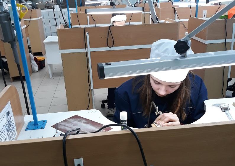 "Команда школы 904 привезла еще одно ""золото"" Чемпионата World SkillsRussia Junior"