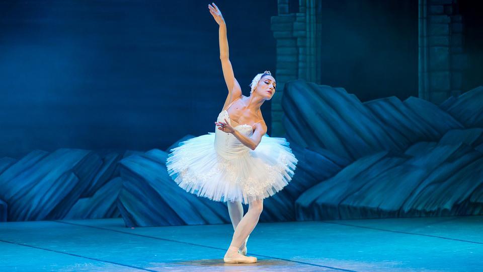 Балет и сегодня восхищает мир, как и сто лет назад https://pixabay.com/ru