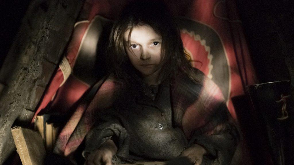 Кадр из фильма. Марта Козлова, сыгравшая Анну, стала настоящим открытием для режиссера Алексея Федорченко