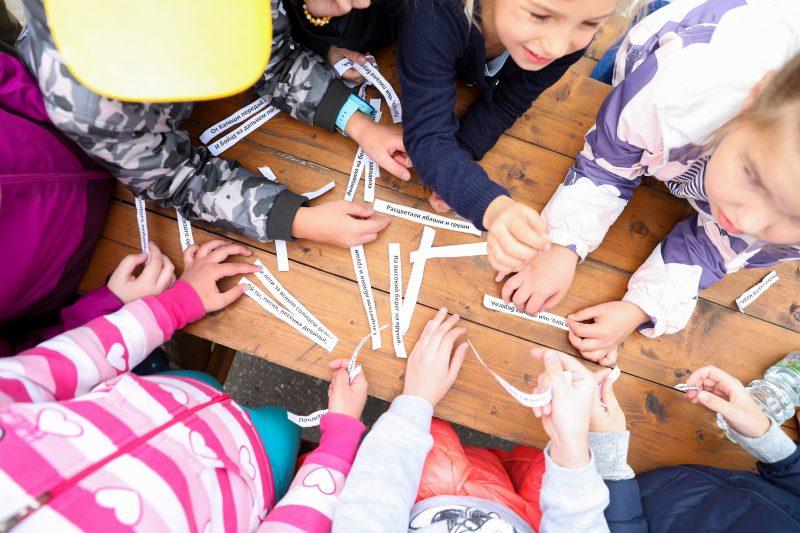Юбилейная смена началась в московском городском клубе для детей