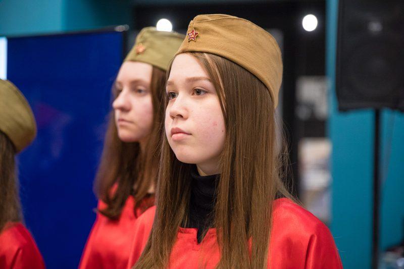 О вере на войне расскажет новая  школьная экспозиция в Музее Победы