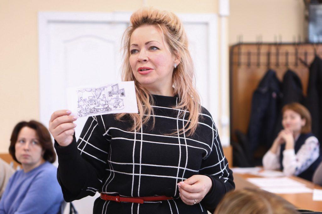Фото: Пресс-служба Департамента образования и науки города Москвы