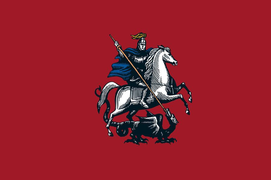герб москвы картинки