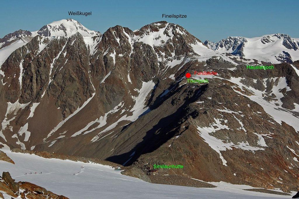 Ныне это место славится среди туристов как популярный горнолыжный курорт / Wikipedia, Общественное достояние