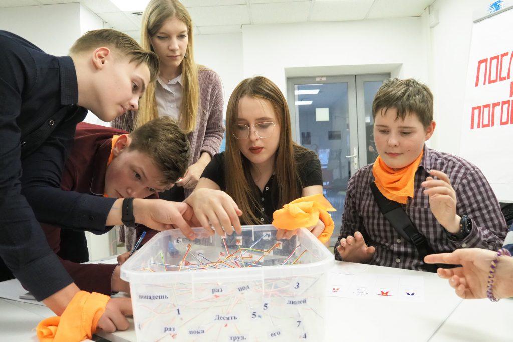 Ребята из 5-11 классов московских школ смогут 10 ноября принять участие в музейно-исторической викторине / Павел Волков, «Вечерняя Москва»
