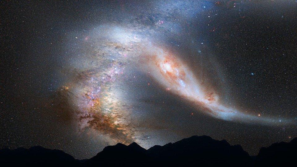 Астрофизики обнаружили на окраинах Млечного Пути черную дыру с очень низкой массой — самой маленькой, которая сейчас известна науке / https://pixabay.com/ru/
