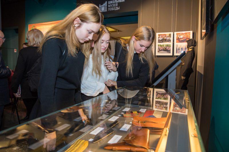 Школа из Западного округа Москвы представит экспозицию об адмирале Кузнецове в Музее Победы