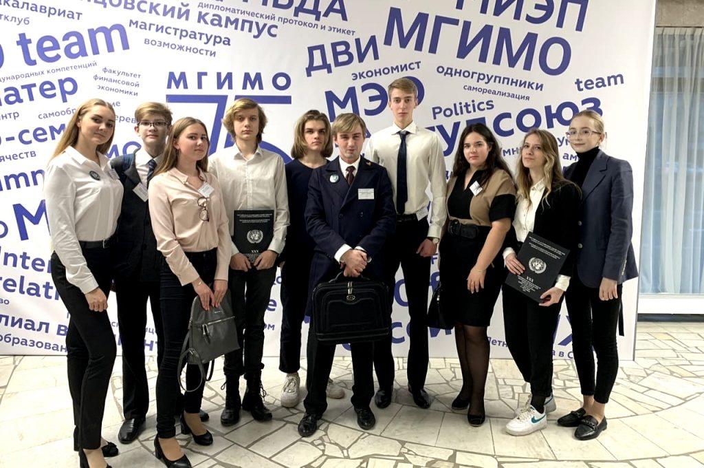 Фото: Станислав Лавров ГБОУ Школа №1504