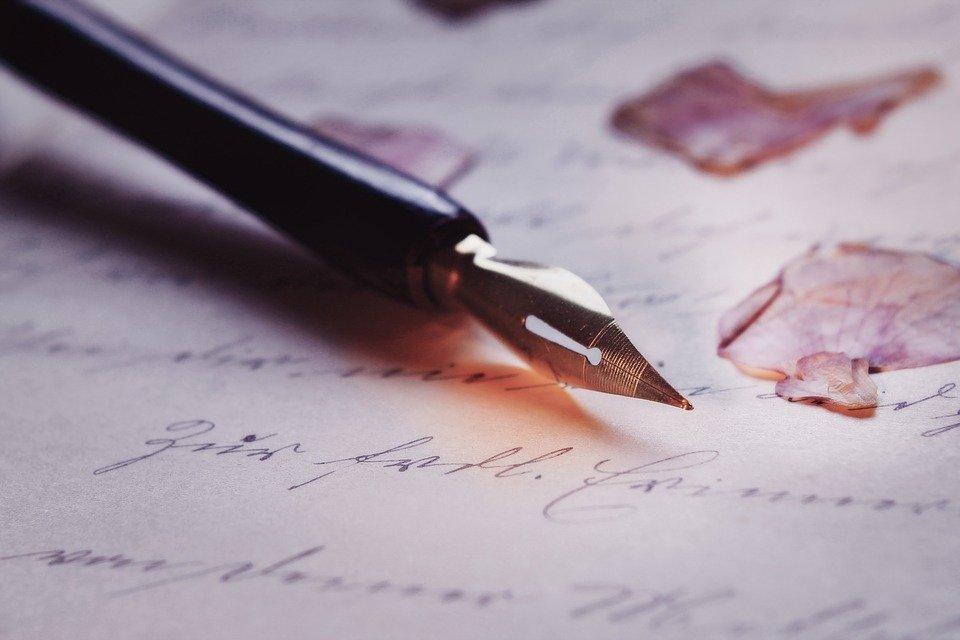 Начинаем с крючка — важного элемента, из которого составляется большинство прописных букв, pixabay.com