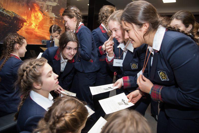 Около 120 юных москвичей посетили «Исторические субботы» в Музее Победы