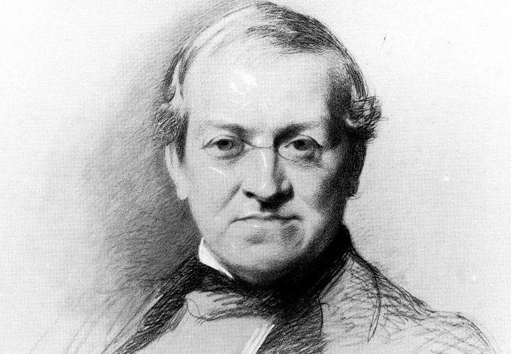 Изобретатель «шифра Плейфера» англичанин Чарльз Уитстон, Wikipedia/Общественное достояние