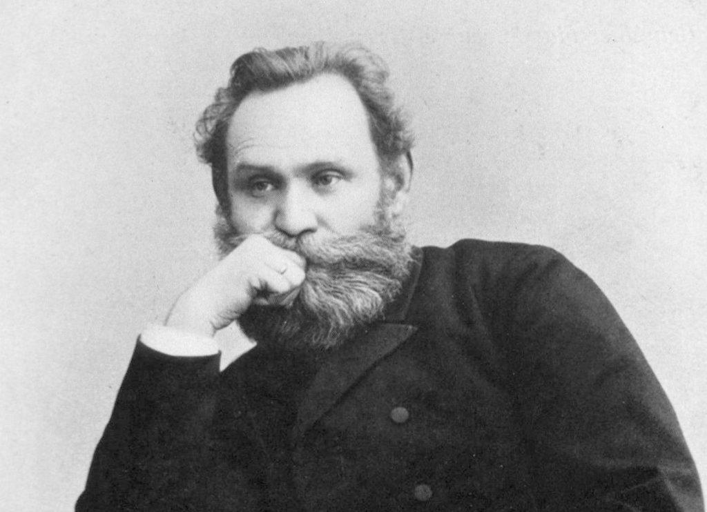 Академик Павлов, первый российский ученый, получивший Нобелевскую премию