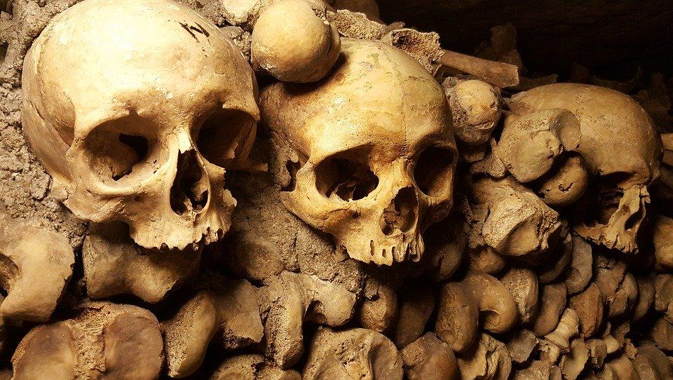 Археологи обнаружили стену, которая была выложена из человеческих останков, pixabay.com