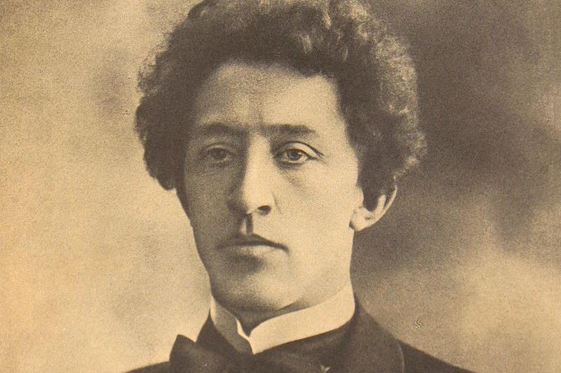 Фотопортрет поэта Александра Блока, Wikipedia/Общественное достояние