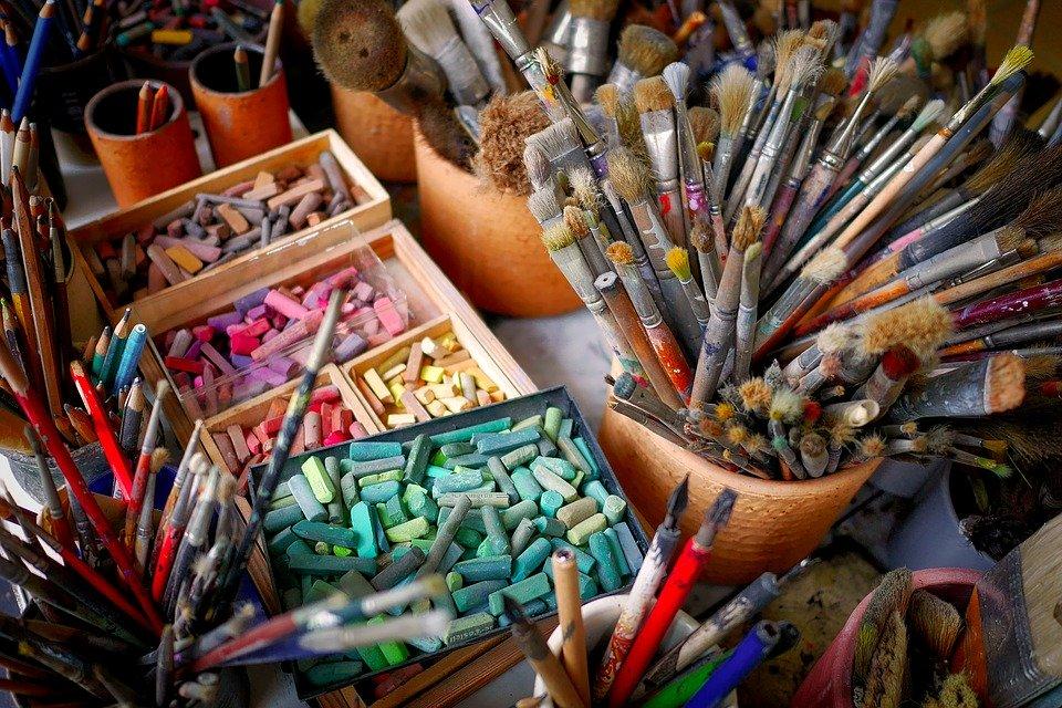 До последнего любители искусства спорили, все ли части портрета были написаны одним художником, pixabay.com