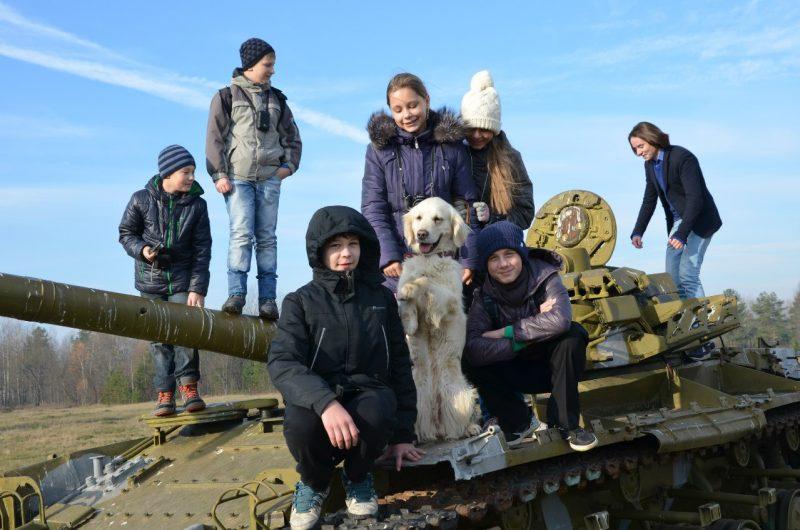 Собаки на войне. Алексей Моисеев