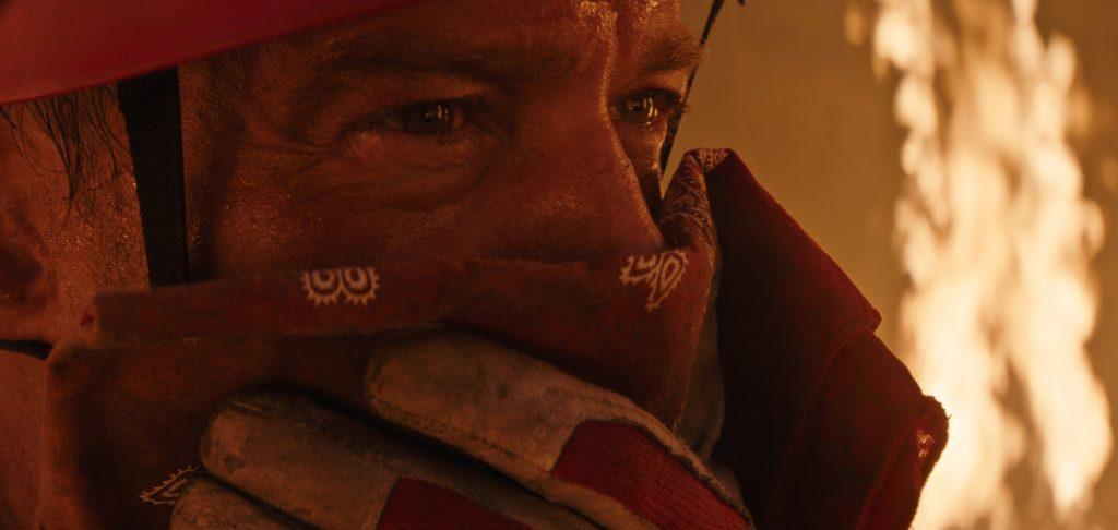 Кадры из фильма «Огонь» /2020