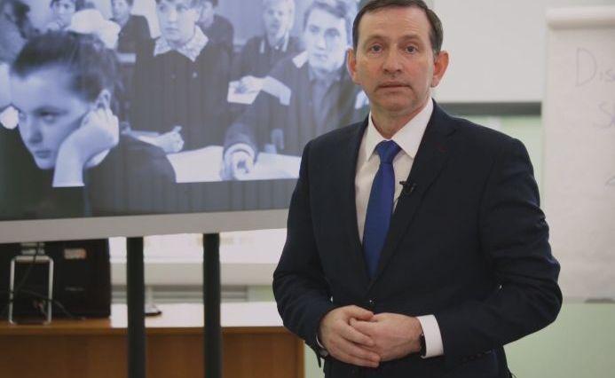 Андрей Лукутин, Замначальника управления по развитию дополнительного профессионального образования Академии Минпросвещения России