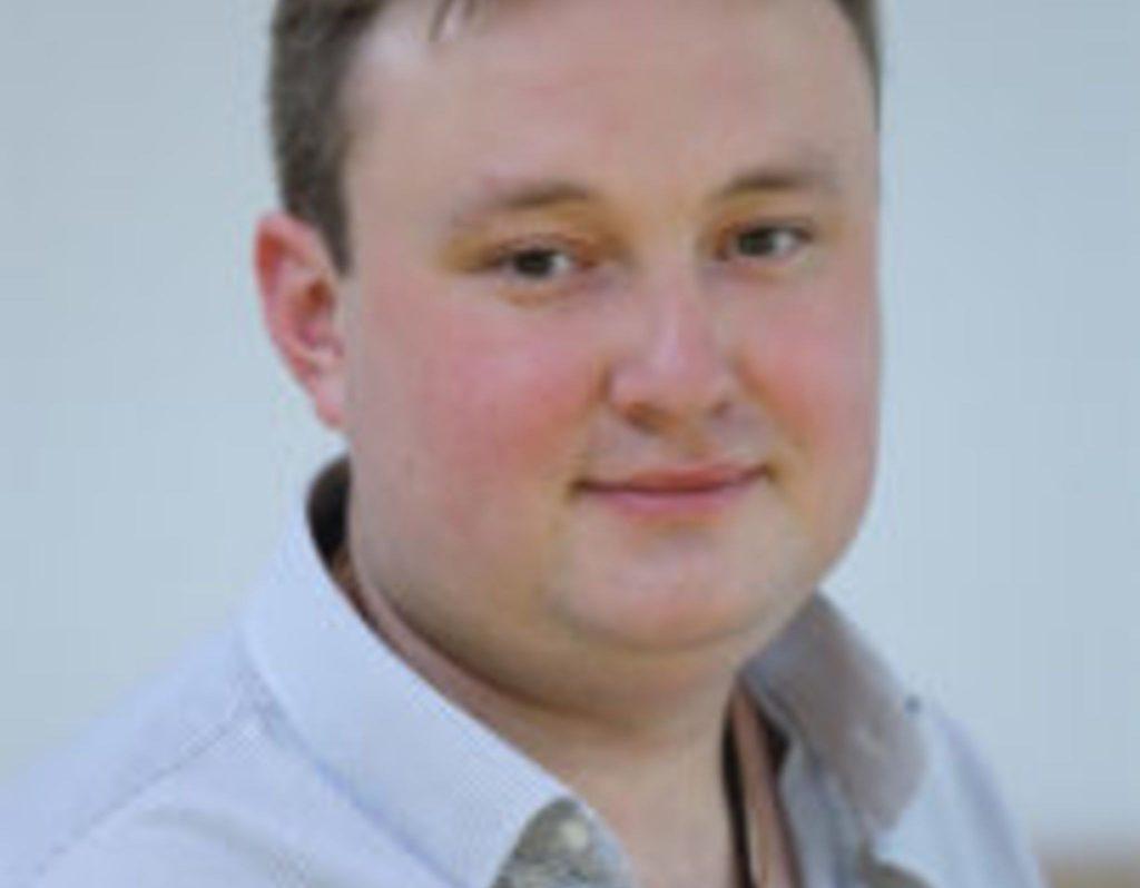 Илья Лукьянова, тренер сборной Москвы по физике