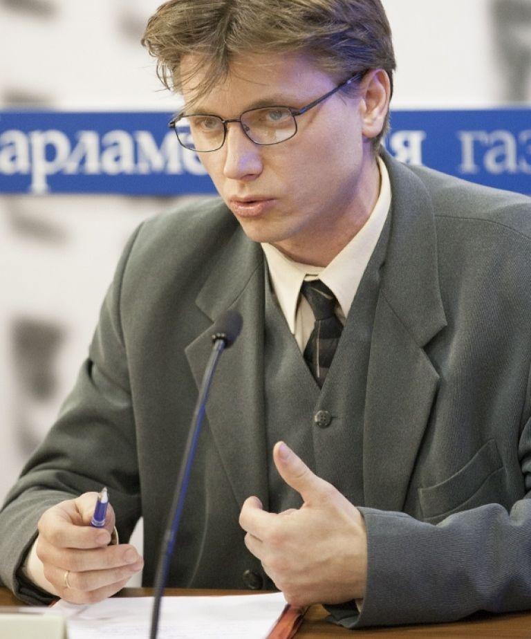 Руслан Ткаченко, представитель Московского Городского Родительского комитета
