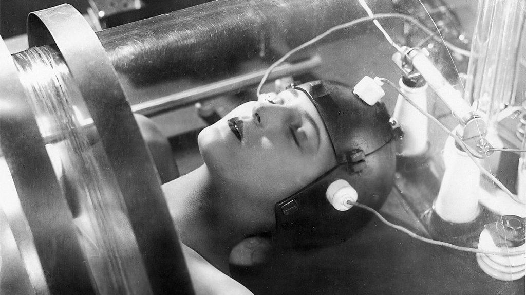 Кадры из фильмов: «Метрополис» Фрица Ланга 1927 года